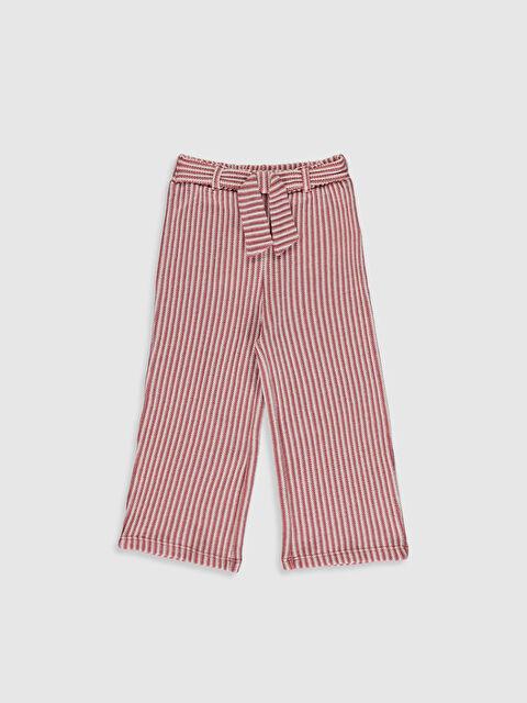 Kız Bebek Çizgili Pantolon - LC WAIKIKI