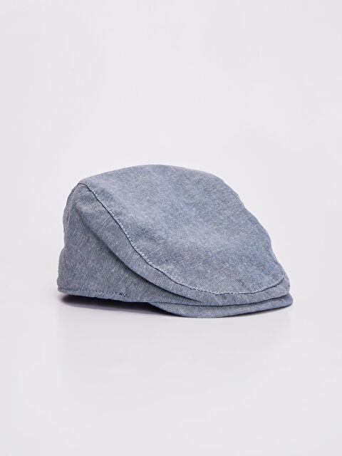Erkek Bebek Poplin Şapka - LC WAIKIKI