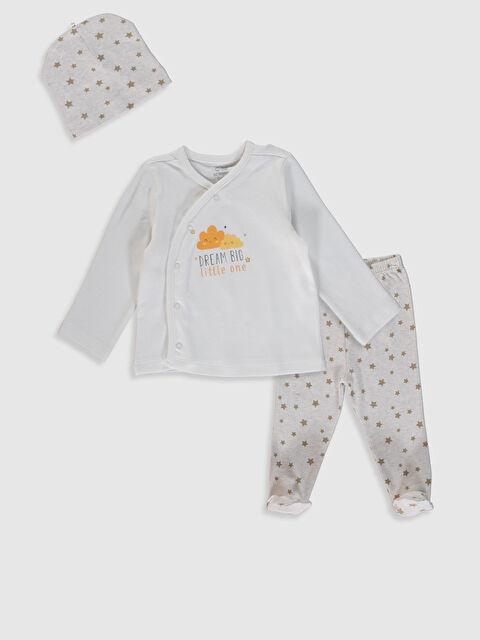 Erkek Bebek Pamuklu Takım 3'lü - LC WAIKIKI