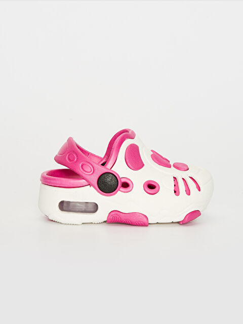 Kız Bebek Işıklı Taban Sandalet - LC WAIKIKI
