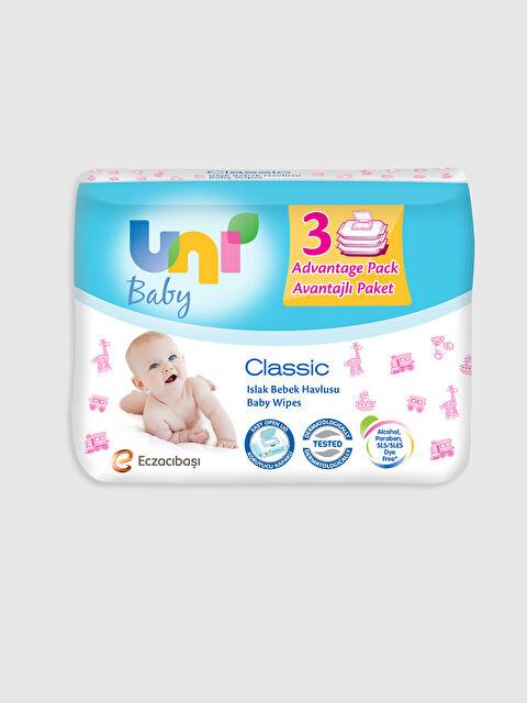 Uni Baby Sensitive Islak Havlu 3'lü Paket - LC WAIKIKI