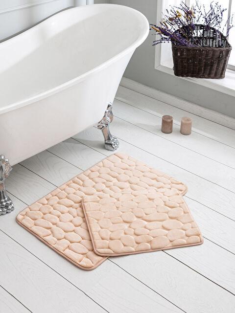 Kabartmalı Banyo Paspası 2'li - LCW HOME