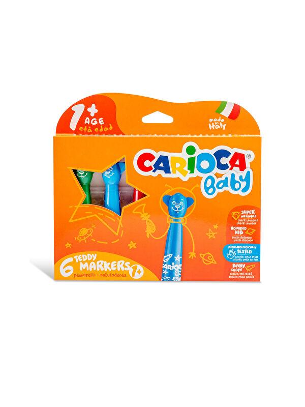Carioca Keçeli Boya Kalemi 6'lı - Markalar