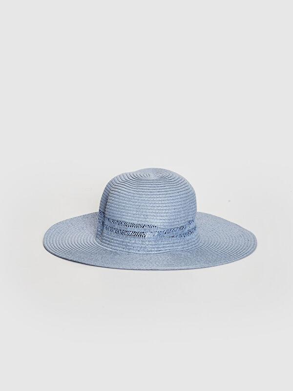 Hasır Fötr Şapka - LC WAIKIKI