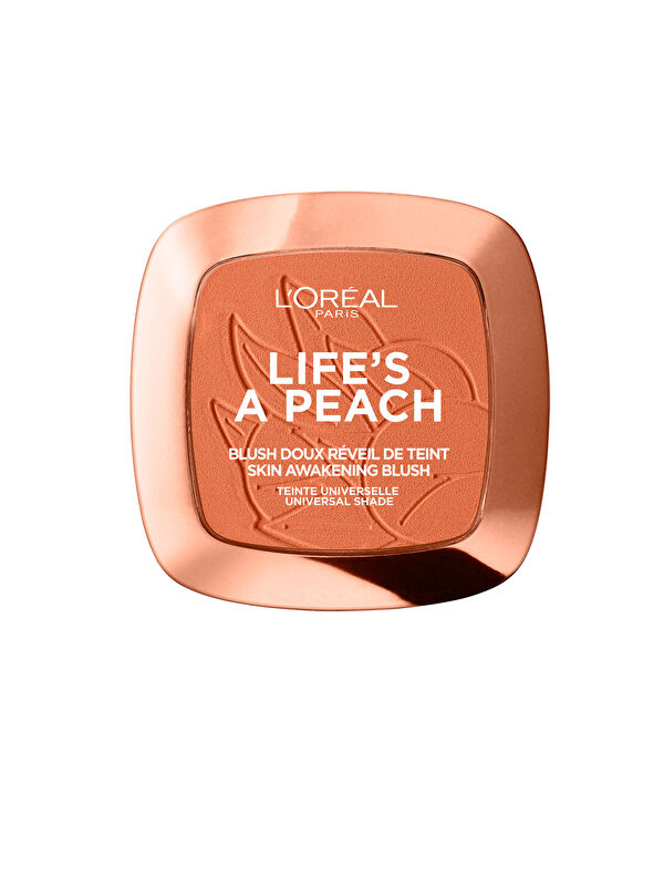 L'Oréal Paris Life's A Peach Allık - Markalar