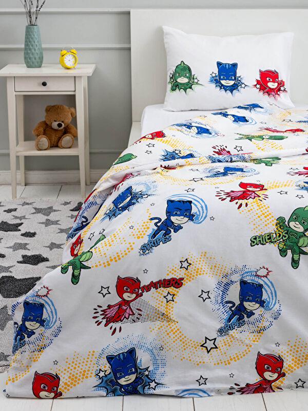 Pijamaskeliler Lisanslı Erkek Çocuk Dokuma Nevresim Takımı - LCW HOME