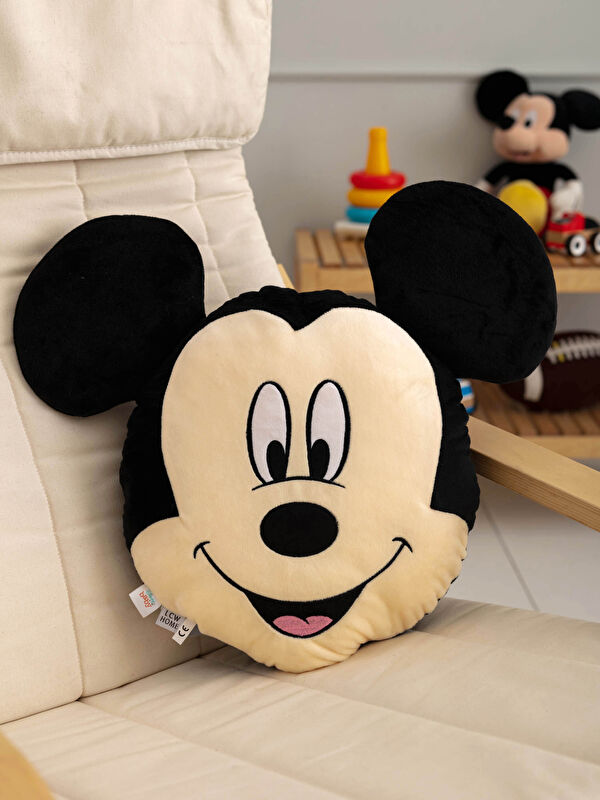 Mickey Mouse Lisanslı Pelüş Kırlent - LCW HOME