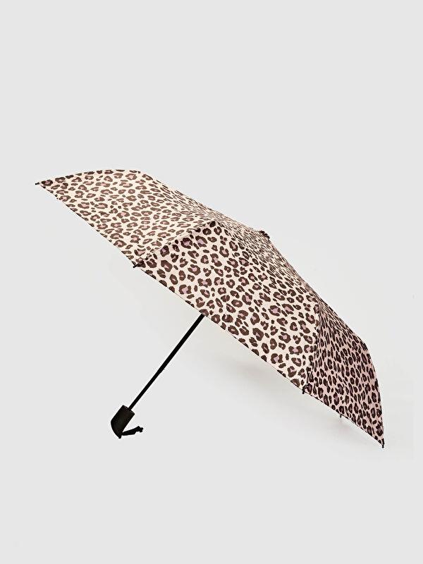 Leopar Desenli Şemsiye - LC WAIKIKI