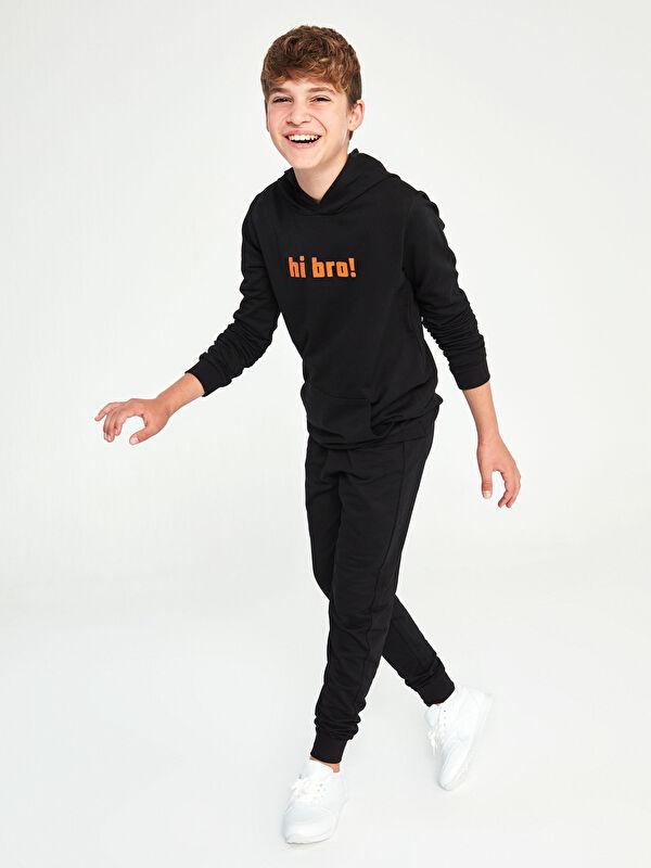 Erkek Çocuk Sweatshirt ve Eşofman Altı - LC WAIKIKI