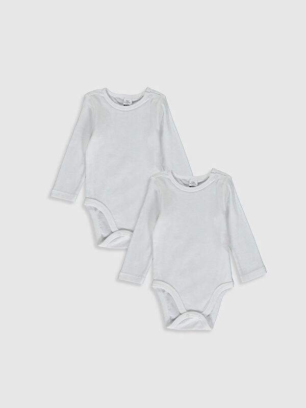 Kız Bebek Çıtçıtlı Body 2'li - LC WAIKIKI