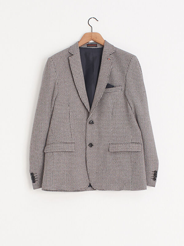 Dar Kalıp Blazer Ceket - LC WAIKIKI