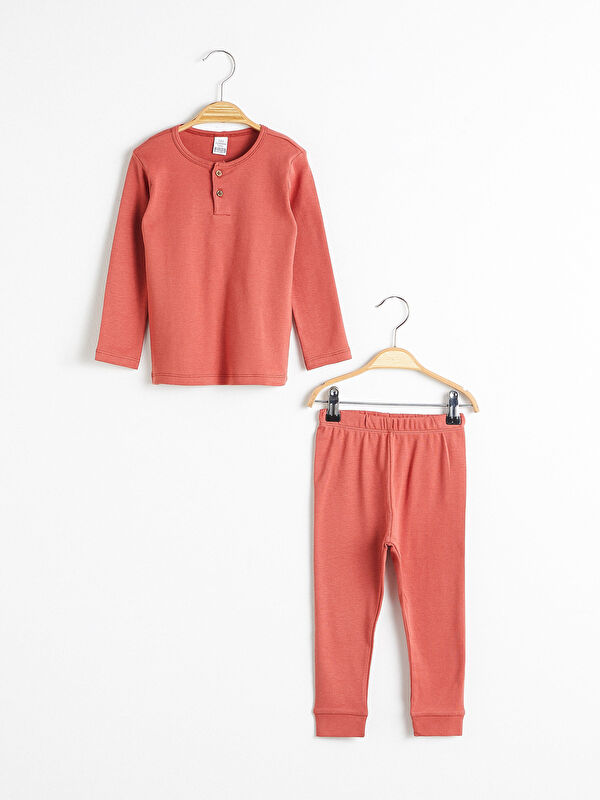 Erkek Bebek Pijama Takımı - LC WAIKIKI