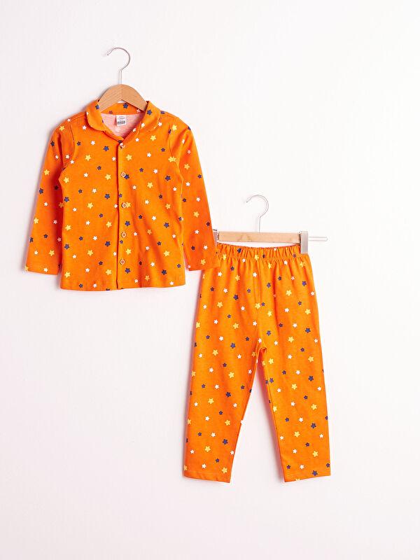 Erkek Bebek Baskılı Pijama Takım 2'li - LC WAIKIKI