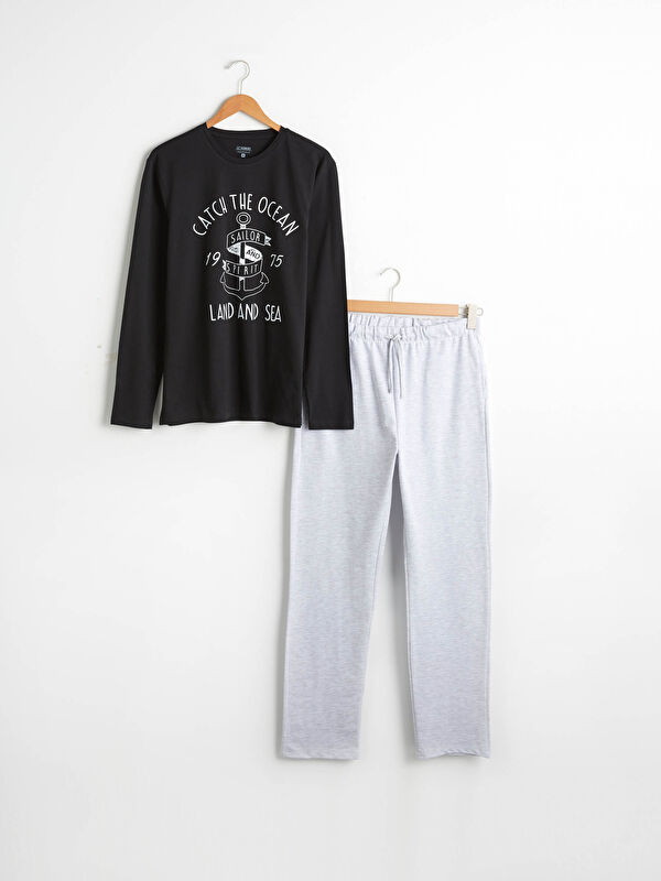 Standart Kalıp Pijama Takımı - LC WAIKIKI