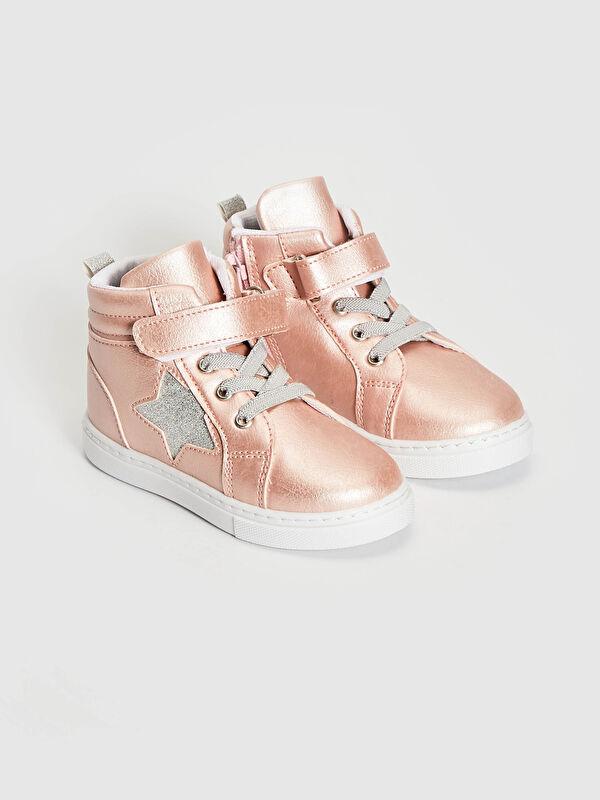 Kız Bebek Günlük Bilekli Ayakkabı - LC WAIKIKI