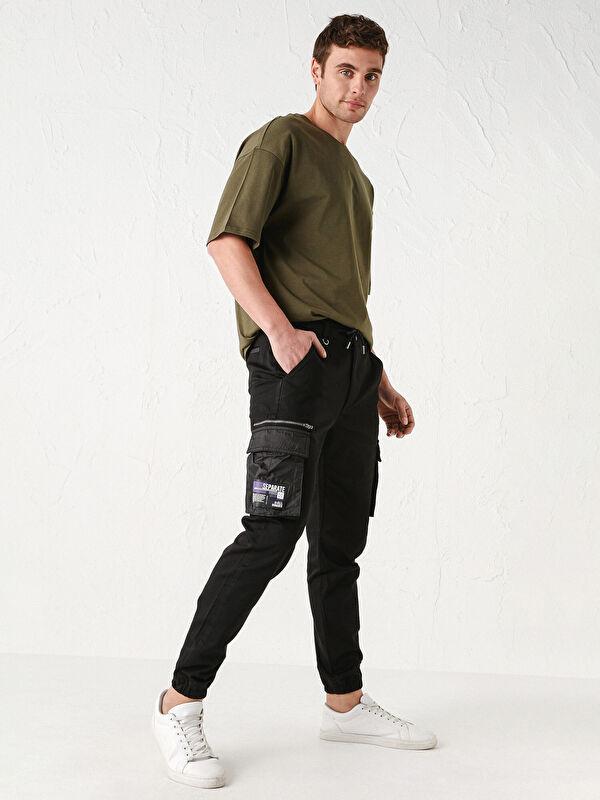 Slim Fit Erkek Jogger Pantolon - LC WAIKIKI