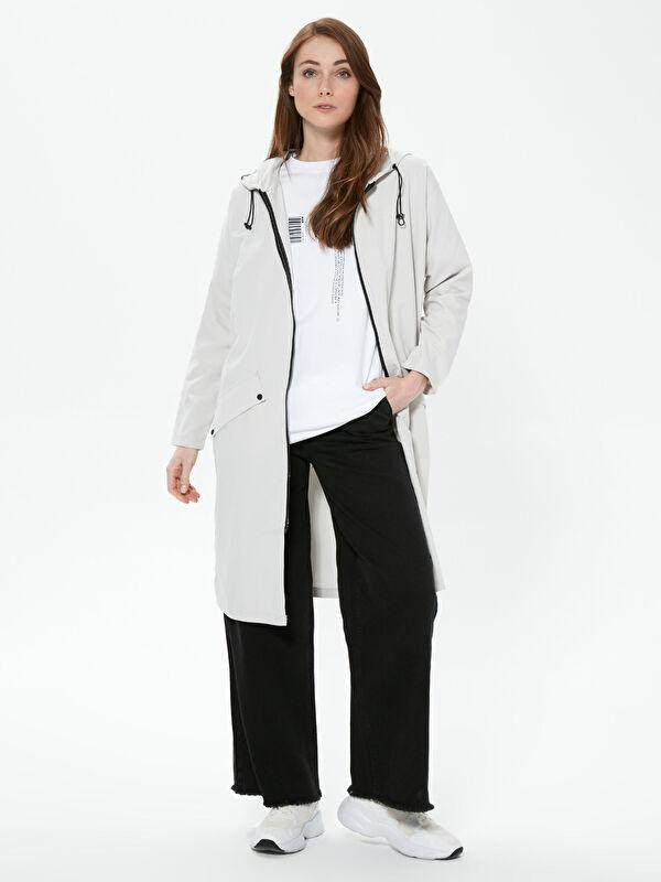 MODEST Düz Paça Normal Bel Jean Pantolon - LC WAIKIKI