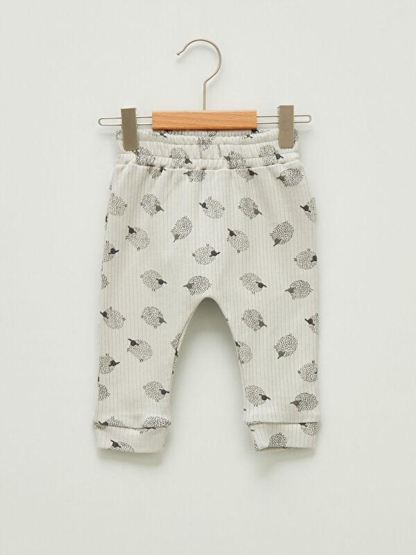 Antebies Organik Pamuklu Erkek Bebek Pantolon - Markalar
