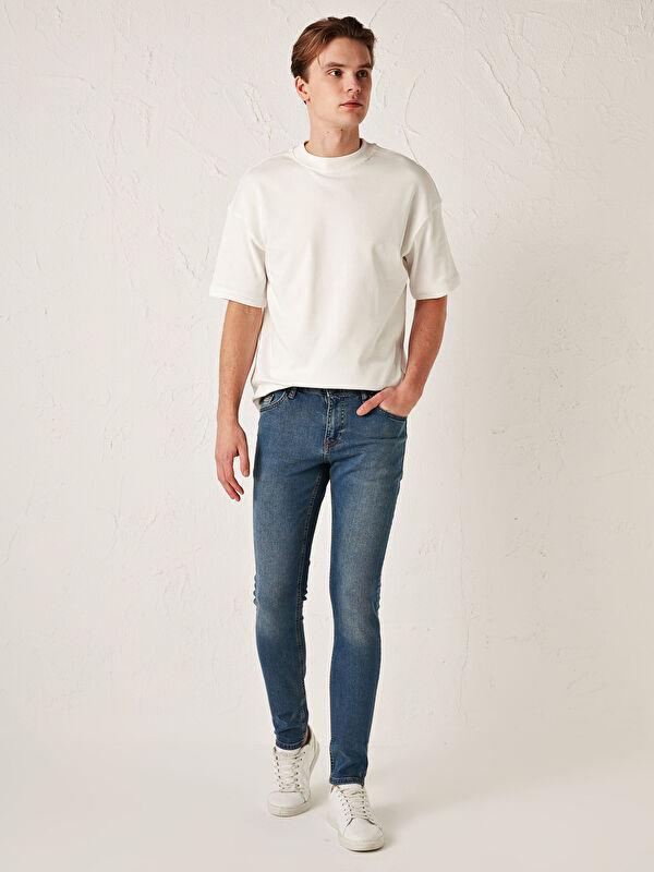 760 Skinny Fit Erkek Jean Pantolon - LC WAIKIKI