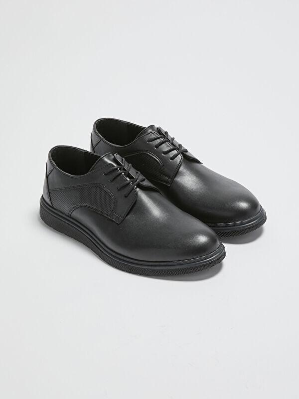 Bağcıklı Erkek Derby Klasik Ayakkabı - LC WAIKIKI