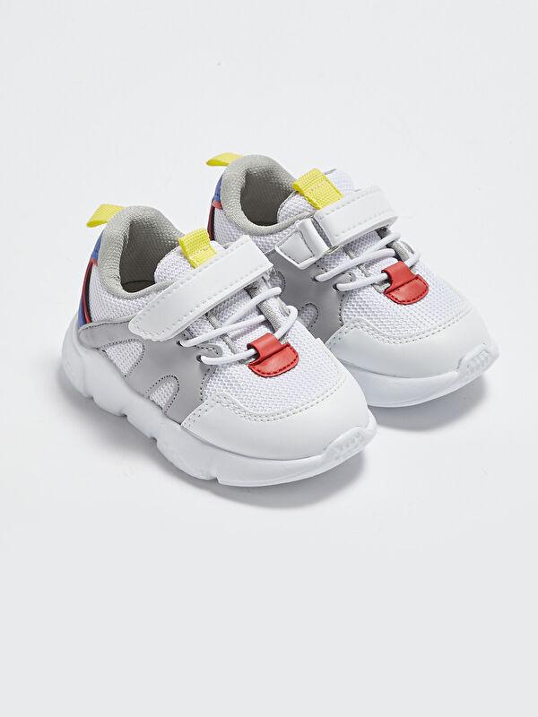 Cırt Cırtlı Günlük Erkek Bebek Spor Ayakkabı - LC WAIKIKI