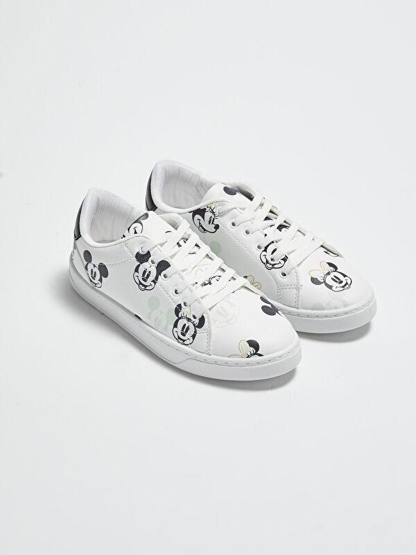 Minnie Mouse Lisanslı Kadın Spor Ayakkabı - LC WAIKIKI
