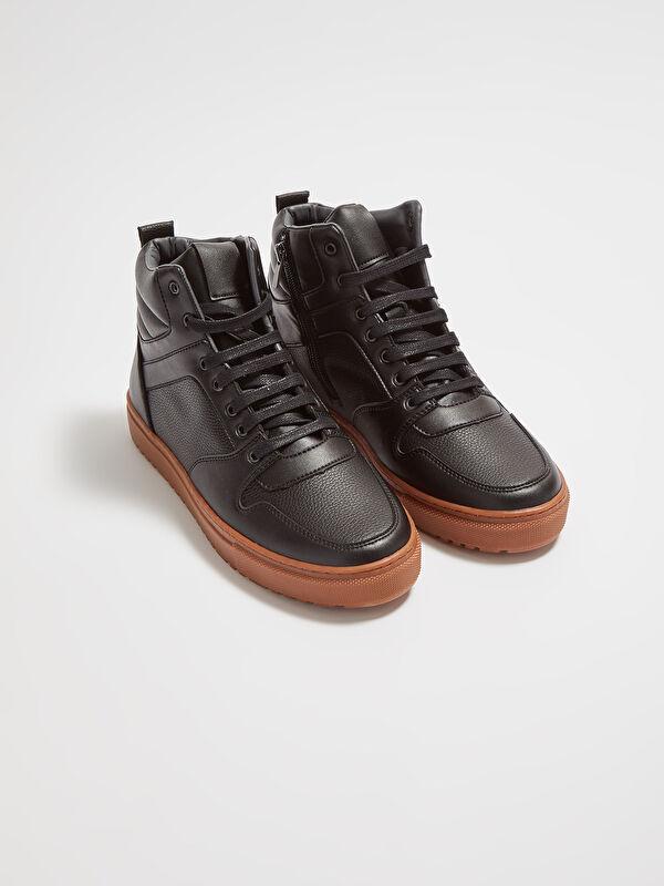 Erkek Bağcıklı Günlük Bilekli Spor Ayakkabı - LC WAIKIKI