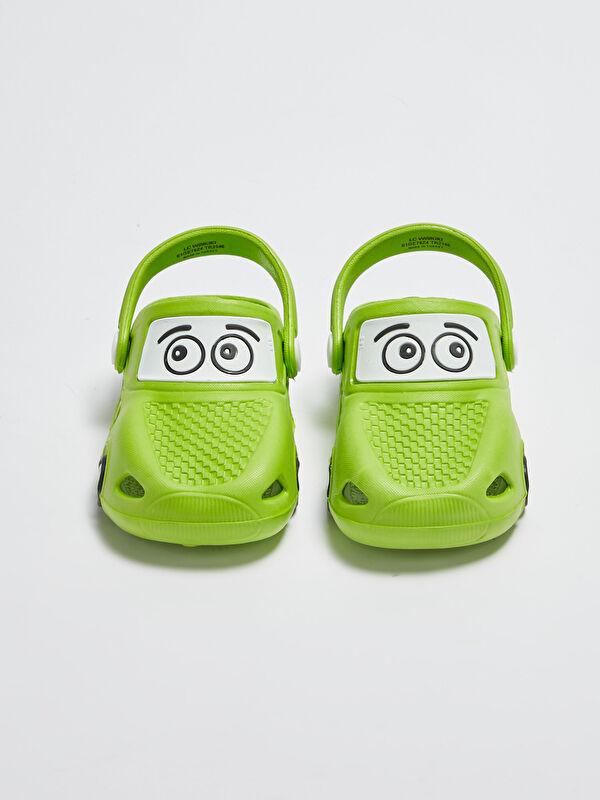 Erkek Çocuk Desenli Sandalet - LC WAIKIKI