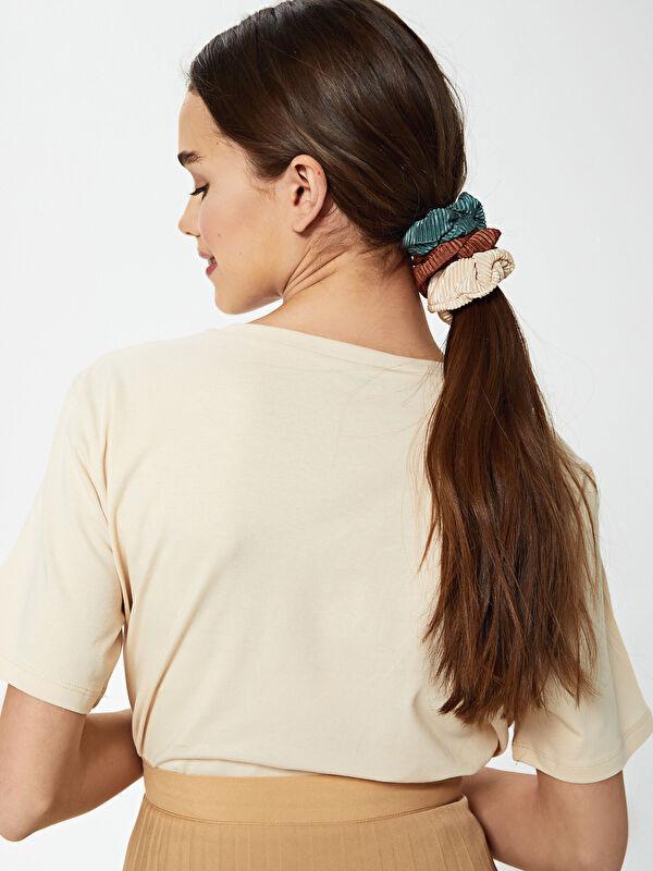 Renkli Kadın Saç Tokası 3'lü - LC WAIKIKI