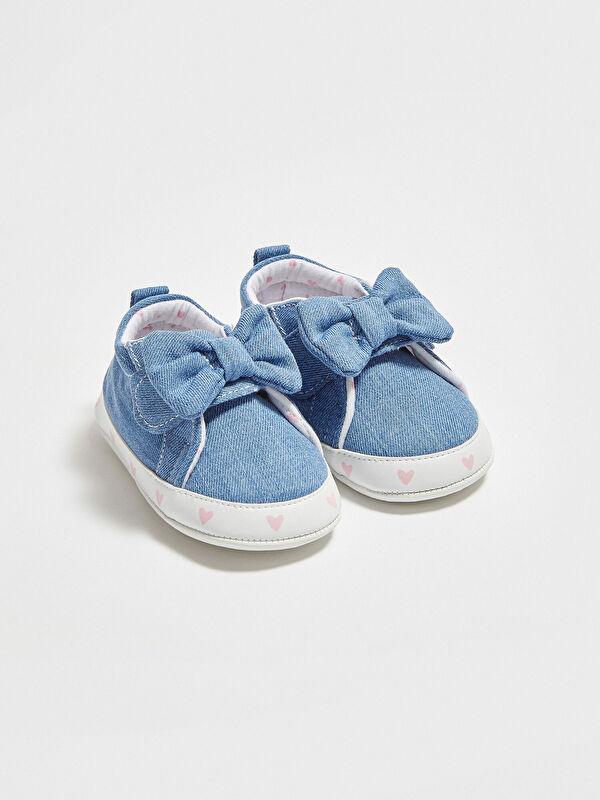 Kız Çocuk Yürümeyen Ev Ayakkabısı - LC WAIKIKI