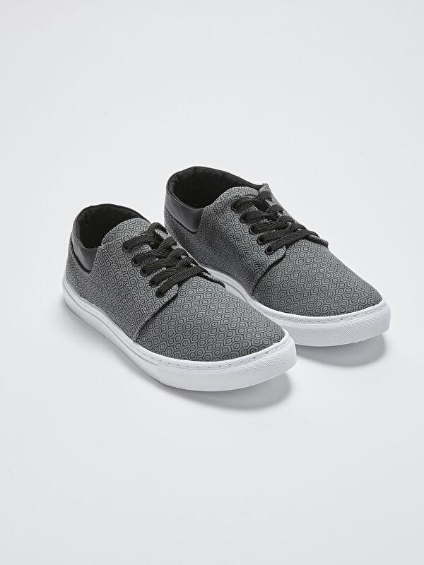 Bağcıklı Erkek Günlük Ayakkabı - LC WAIKIKI
