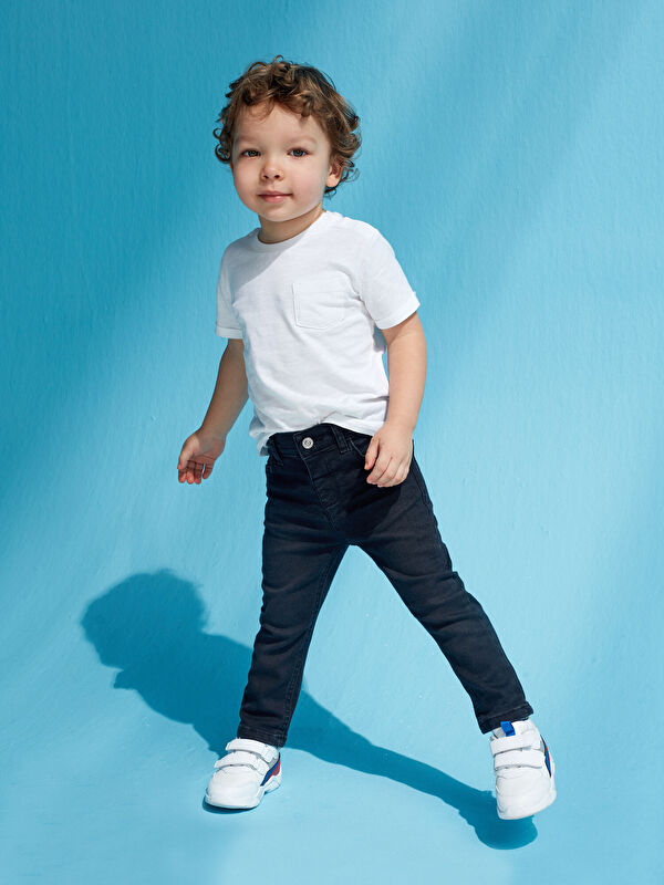 Skinny Fit Erkek Bebek Jean Pantolon - LC WAIKIKI