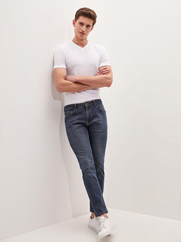 750 Slim Fit Erkek Jean Pantolon - LC WAIKIKI