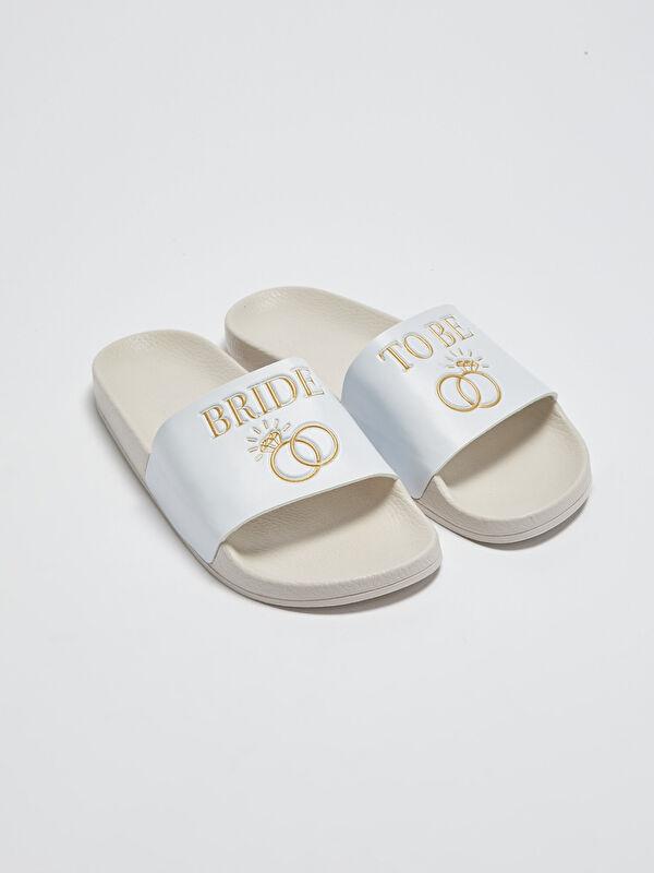 Bride Koleksiyonu Kadın Terlik - LC WAIKIKI