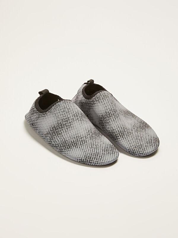Baskılı Erkek Deniz Ayakkabısı - LC WAIKIKI