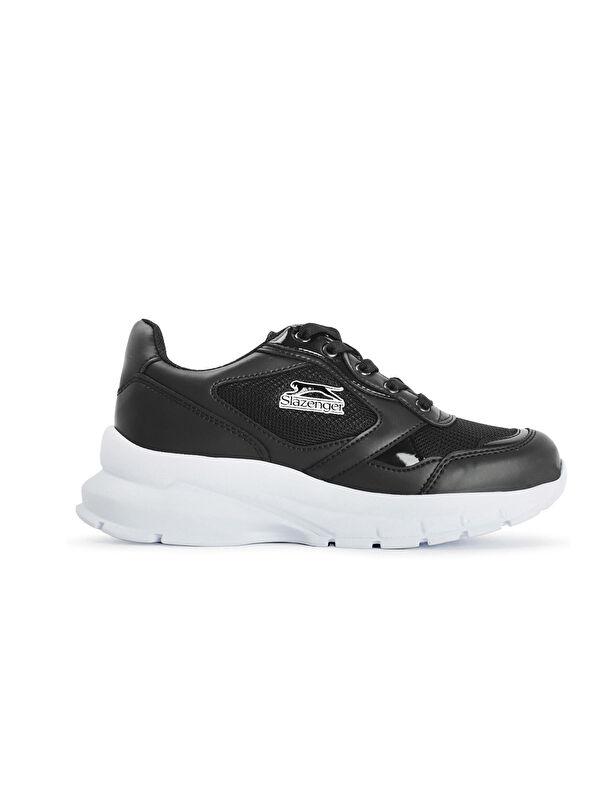 Slazenger File Detaylı Bağcıklı Kadın Günlük Spor Ayakkabı - Markalar
