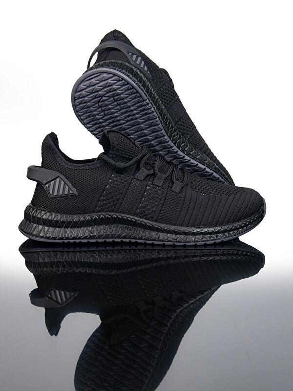 Letoon File Detaylı Bağcıklı Kadın Aktif Spor Ayakkabı - Markalar