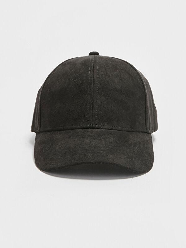 Süet Erkek Şapka - LC WAIKIKI