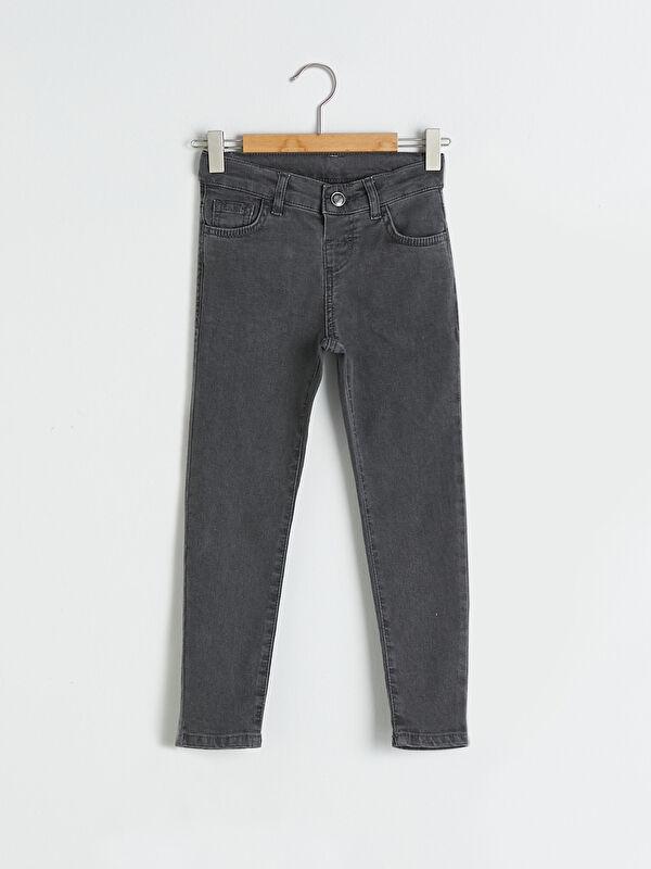 Skinny Fit Erkek Çocuk Jean Pantolon - LC WAIKIKI