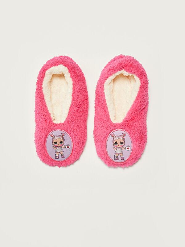LOL Surprise OMG Lisanslı Kız Çocuk Ev Çorabı - LC WAIKIKI