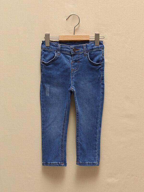 Skinny Fit Basic Erkek Bebek Jean Pantolon - LC WAIKIKI