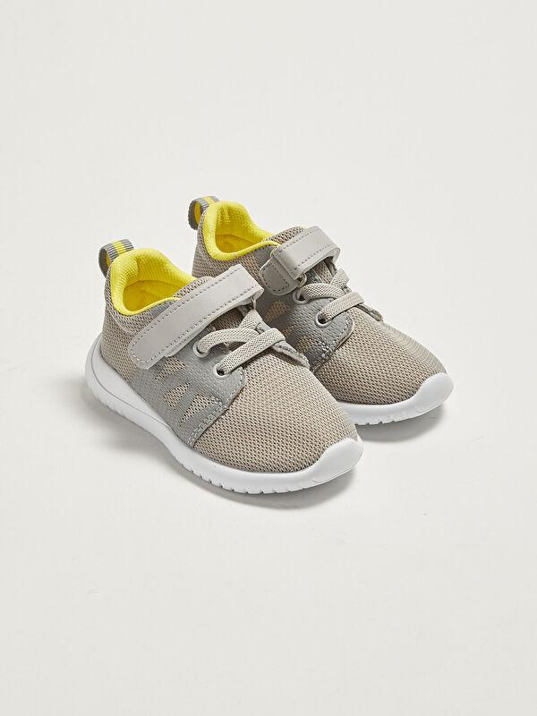 Cırt Cırtlı Erkek Bebek Aktif Spor Ayakkabı - LC WAIKIKI