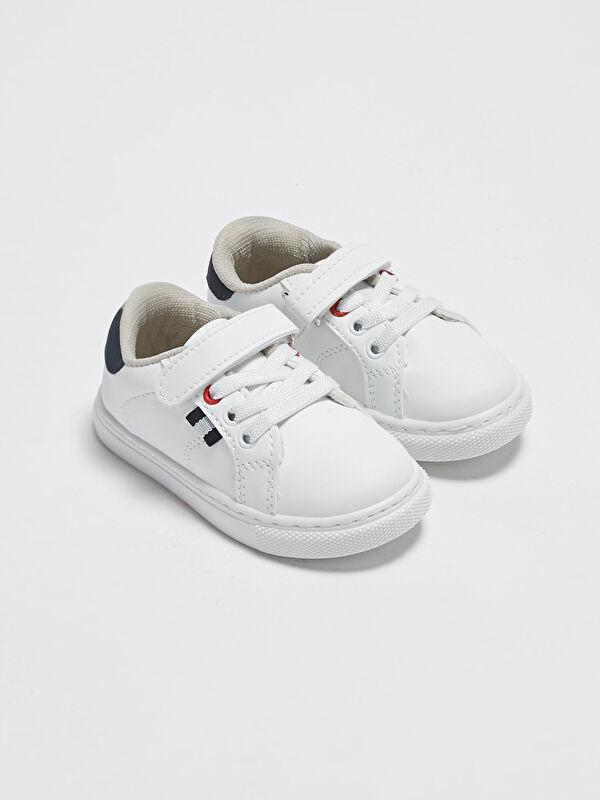 Cırt Cırtlı Erkek Bebek Günlük Spor Ayakkabı - LC WAIKIKI