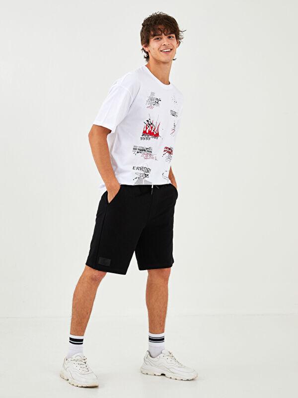 XSIDE Slim Fit Erkek Spor Şort - XSIDE