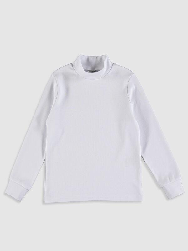 Erkek Çocuk Uzun Kollu Basic Tişört - LC WAIKIKI