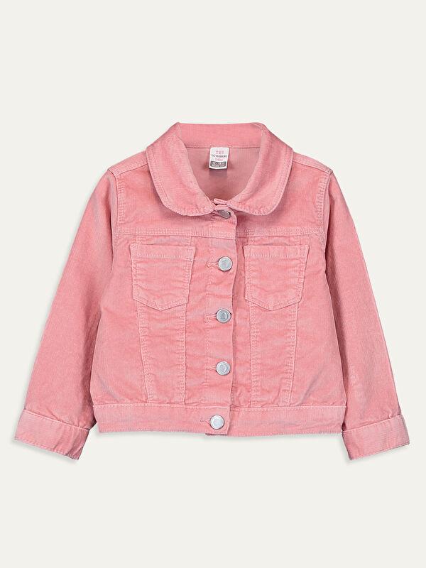 Kız Bebek Kadife Ceket - LC WAIKIKI