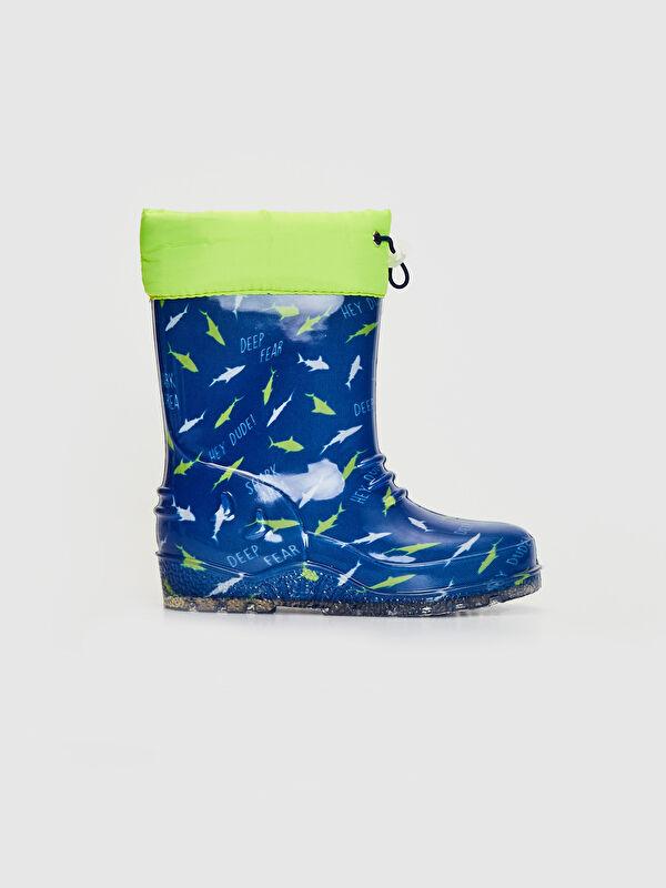 Erkek Çocuk Yağmur Botu - LC WAIKIKI