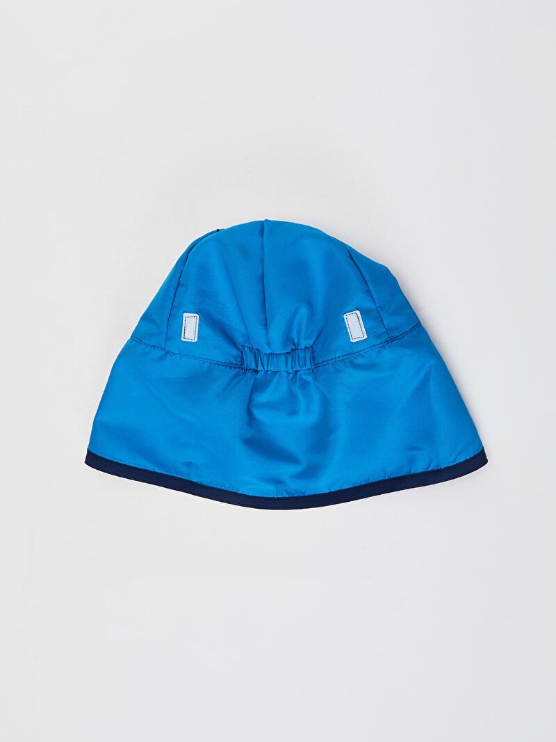 %100 Polyester  %100 Polyester  Astarsız Penye Şapka Baskılı Erkek Bebek Baskılı Şapka