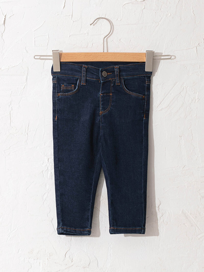 Mavi Erkek Bebek Jean Pantolon S11009Z1 LC Waikiki