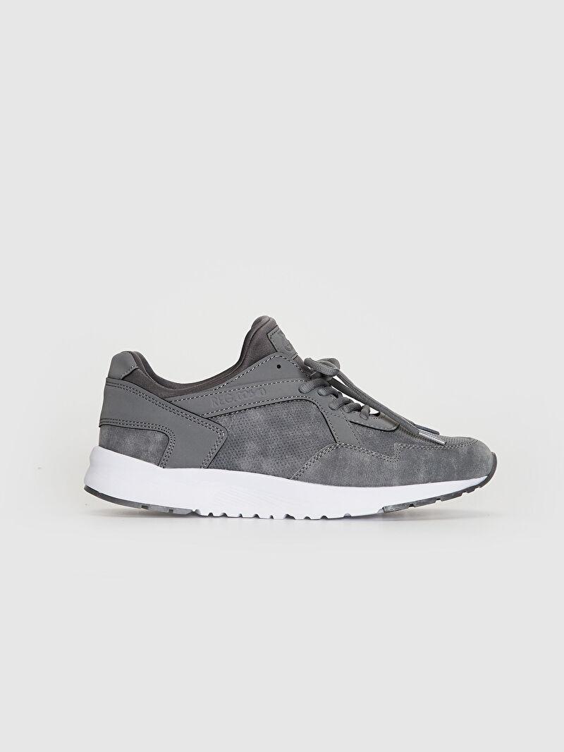 Bağcık Hafif Penye Astar Sneaker Casual/Günlük Erkek Bağcıklı Günlük Ayakkabı